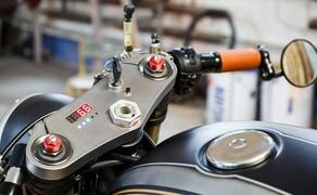 The Brute from Belarus - Tramontana Yamaha XV750 Bild 4
