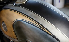 The Brute from Belarus - Tramontana Yamaha XV750 Bild 6