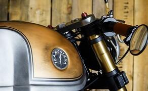 The Brute from Belarus - Tramontana Yamaha XV750 Bild 7