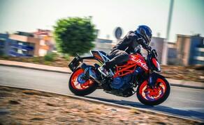 KTM 390 Duke 2017 Bild 6