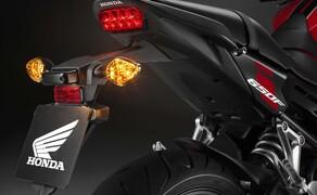 Honda CB650F  2017 Bild 6