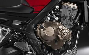 Honda CB650F  2017 Bild 16