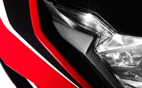 Honda CBR650F  2017 Bild 8