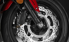 Honda CBR650F  2017 Bild 11
