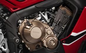 Honda CBR650F  2017 Bild 16