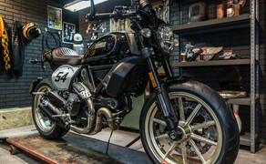 Ducati Scrambler Cafe Racer 2017 Bild 6