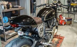 Ducati Scrambler Cafe Racer 2017 Bild 10
