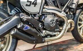 Ducati Scrambler Cafe Racer 2017 Bild 12