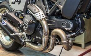 Ducati Scrambler Cafe Racer 2017 Bild 14