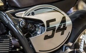 Ducati Scrambler Cafe Racer 2017 Bild 20