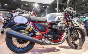 Moto Guzzi V7 III Bild 3 Moto Guzzi V7 III Racer