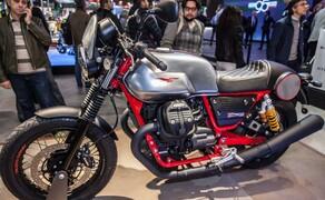 Moto Guzzi V7 III Bild 5 Moto Guzzi V7 III Racer