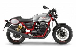 Moto Guzzi V7 III Bild 4 Moto Guzzi V7 III Racer