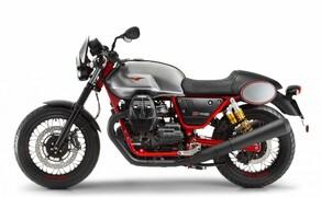 Moto Guzzi V7 III Bild 6 Moto Guzzi V7 III Racer
