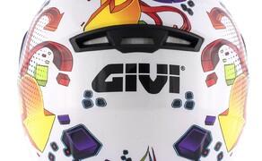 Givi Junior 4 Integralhelm Bild 8