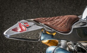 Ducati 1199 S Panigale Umbau von Ortolani Costums Bild 8