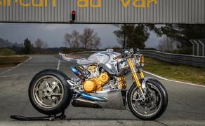Ducati 1199 S Panigale Umbau von Ortolani Costums Bild 12