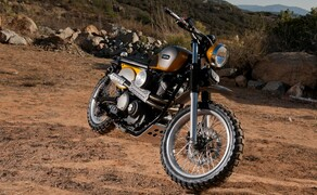 Yamaha SCR 950 by Jeff Palhegyi Designs Bild 1
