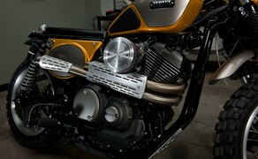 Yamaha SCR 950 by Jeff Palhegyi Designs Bild 5