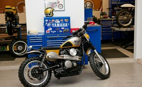 Yamaha SCR 950 by Jeff Palhegyi Designs Bild 13