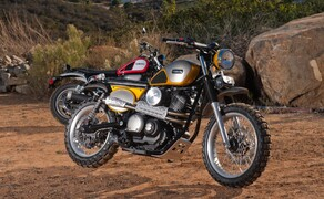 Yamaha SCR 950 by Jeff Palhegyi Designs Bild 14