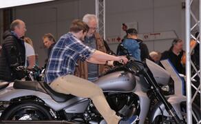 Motorräder Dortmund 2017 - Highlights, Bikes, Girls Bild 20