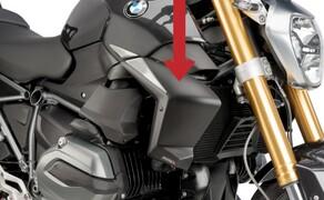 Neues Motorradzubehör von Hornig Bild 1 Kühlerverkleidung