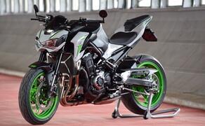 Kawasaki Z900 100 Custom Edition