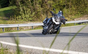 BMW Tests: R 1200 GS, R nineT Urban G/S, S 1000 XR, F 800 GT/R 2017 Bild 4