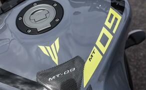 Nakedbike Vergleich - Triumph vs. Yamaha vs. Suzuki Bild 17