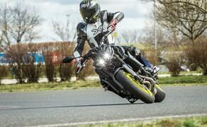 Nakedbike Vergleich - Triumph vs. Yamaha vs. Suzuki Bild 16
