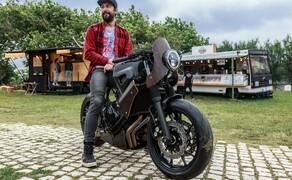 Wheels & Waves 2017 - Custombikes Bild 12