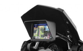 Wunderlich Blendschutz für den BMW Navigator VI Bild 2