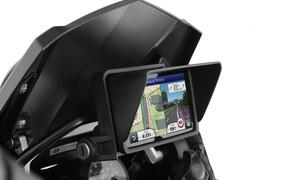 Wunderlich Blendschutz für den BMW Navigator VI Bild 3