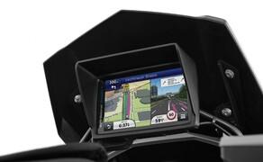 Wunderlich Blendschutz für den BMW Navigator VI Bild 4