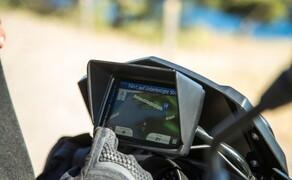 Wunderlich Blendschutz für den BMW Navigator VI Bild 1