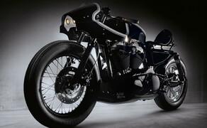 Harley Sportster Cafe Racer Umbau von Beautiful Machines Bild 3