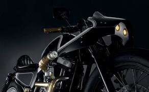 Harley Sportster Cafe Racer Umbau von Beautiful Machines Bild 6