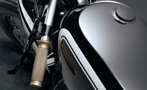 Harley Sportster Cafe Racer Umbau von Beautiful Machines Bild 7