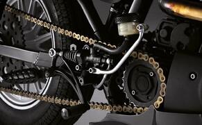 Harley Sportster Cafe Racer Umbau von Beautiful Machines Bild 9