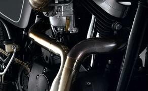 Harley Sportster Cafe Racer Umbau von Beautiful Machines Bild 11