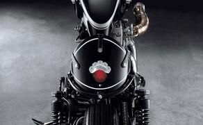 Harley Sportster Cafe Racer Umbau von Beautiful Machines Bild 12