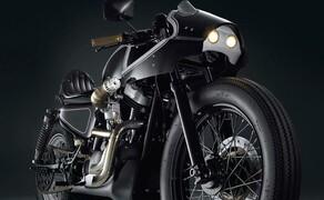 Harley Sportster Cafe Racer Umbau von Beautiful Machines Bild 13