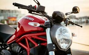 Ducati Monster 821 2018 Bild 13
