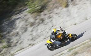Ducati Monster 821 Test 2018 Bild 7
