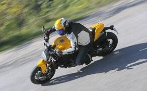 Ducati Monster 821 Test 2018 Bild 12