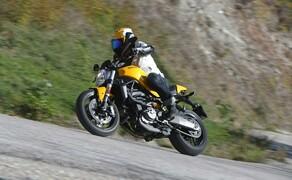 Ducati Monster 821 Test 2018 Bild 17