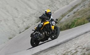 Ducati Monster 821 Test 2018 Bild 20