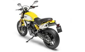 Ducati Scrambler 1100 - Alle Versionen Bild 4 Der höheren Leistung wurde auch das Chassis angepasst, um bessere Fahrleistungen und mehr Fahrdynamik zu ermöglichen. Somit nähert sich der Scrambler der Monster-Palette, besonders in der Sport-Version, die mit einem Öhlins-Fahrwerk ausgestattet ist.