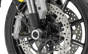 Ducati Scrambler 1100 - Alle Versionen Bild 11 Bremsen vorne 2x320 mm, Brembo M4.32 monobloc 4-Kolben